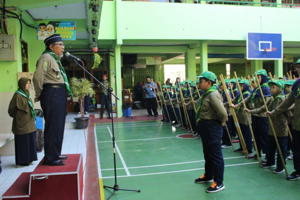 Seru, 259 Siswa SD Muhammadiyah 1 Ketelan Solo Ikuti Perjusa