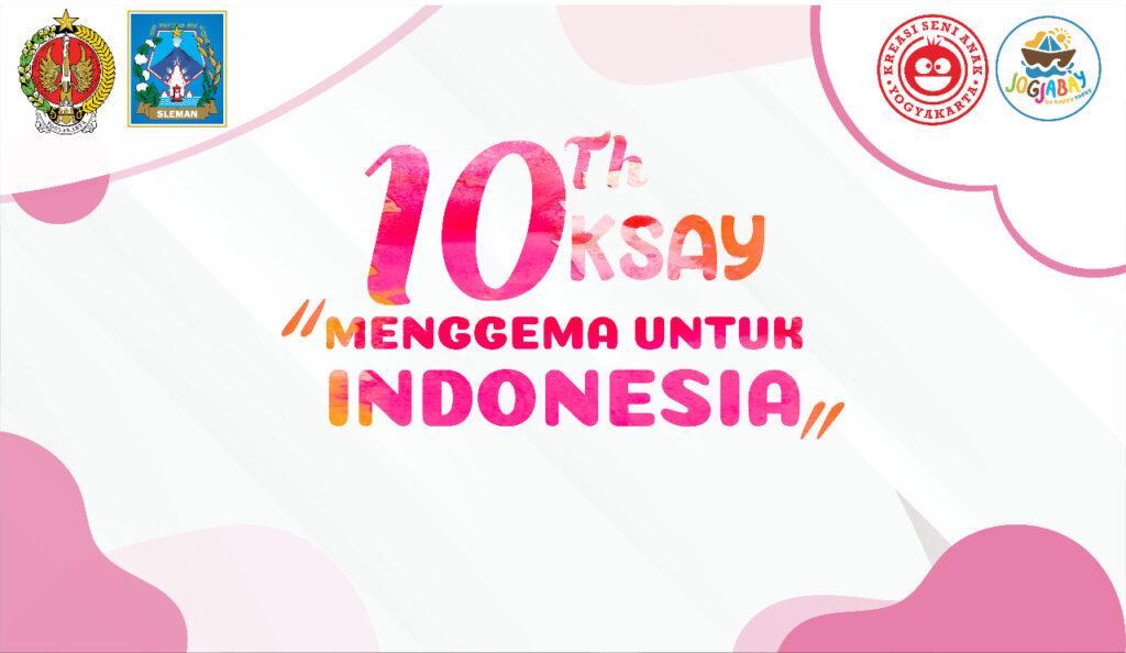 Festival Aangklung Jogja Bay x KSAY, Menggema Untuk Indonesia
