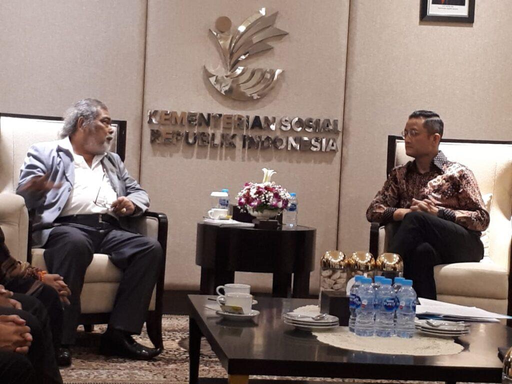 Kemensos Rumah Bagi Komnas Perlindungan Anak Untuk Anak Indonesia.