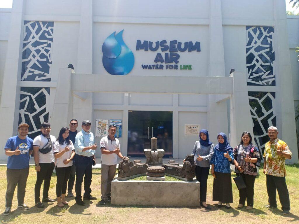 Baru! Objek Cagar Budaya Hadir di Museum Air Jogja Bay Waterpark