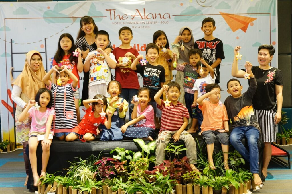 Freedom of Children Festival 2019, Perayaan Hari Anak Dunia Bersama The Alana