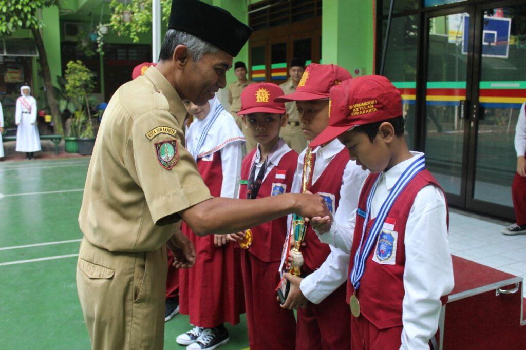 Lima Siswa SD Muhammadiyah 1 Ketelan Solo Tabur Prestasi
