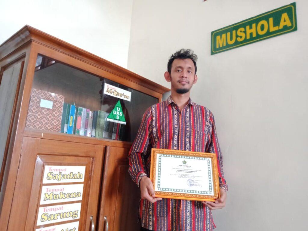 Musholla SD Muhammadiyah 1 Ketelan Solo Kantongi Sertifikat Arah Kiblat