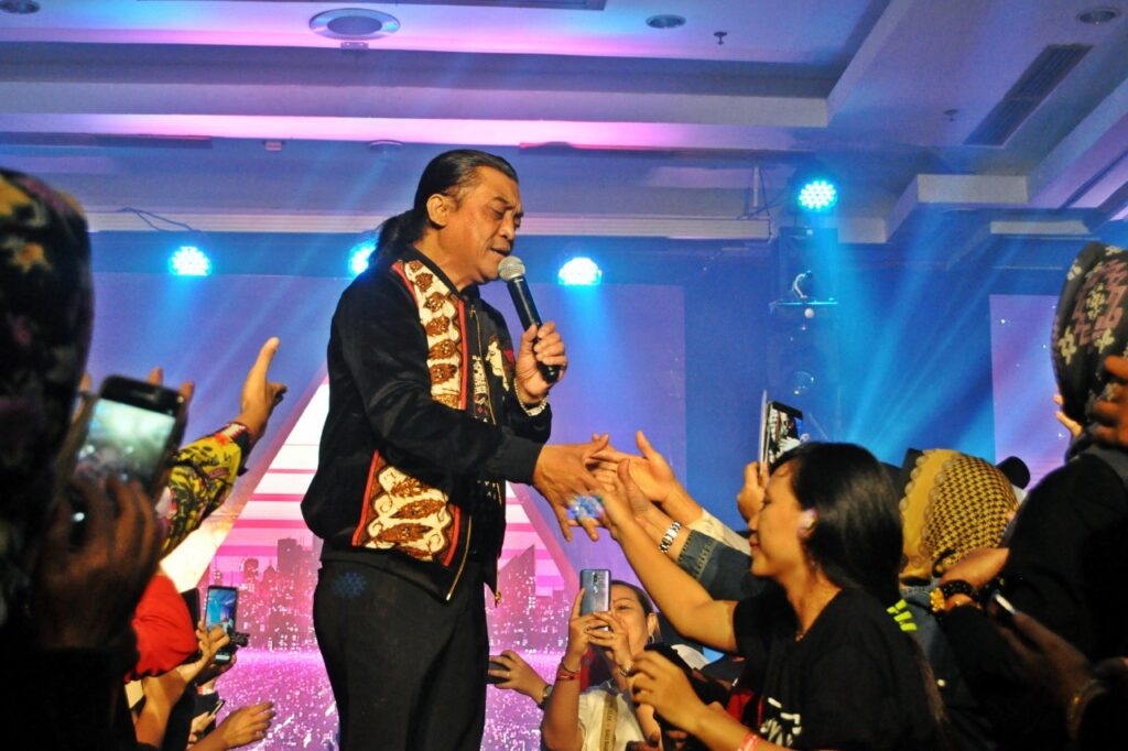 Meriahnya Konser Banyu Langit di Lorin Solo Hotel
