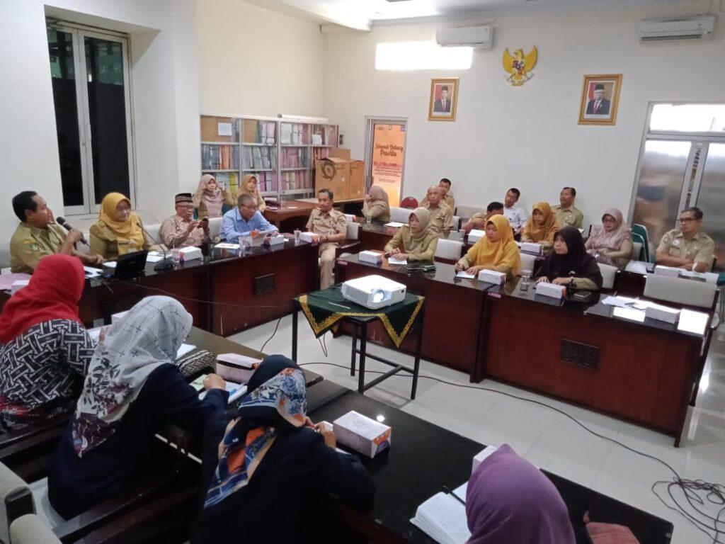 SD Muhammadiyah 1 Ketelan Solo Siap Maju Lomba Sekolah Sehat Nasional