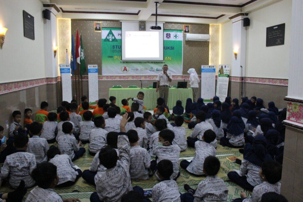 SD Muhammadiyah 1 Ketelan Solo Komitmen Cegah Stunting Sejak Dini
