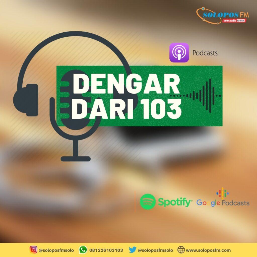 "Podcast ""DENGAR DARI 103"""