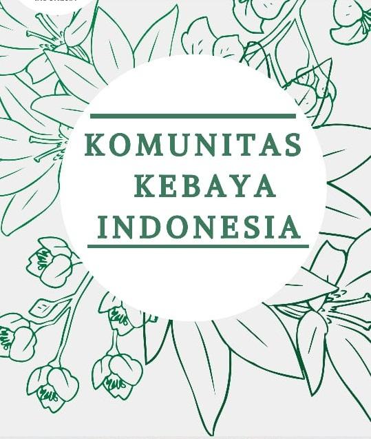 Jendela Komunitas, Mengenal Lebih Dekat Komunitas Kebaya Indonesia