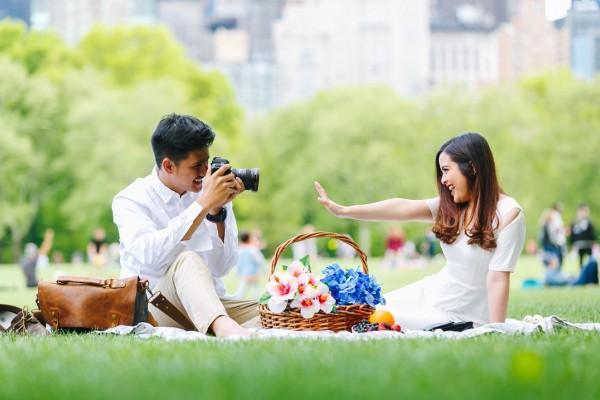 Bincang Sore Fashion, Kostum Pre Wedding Trend 2020