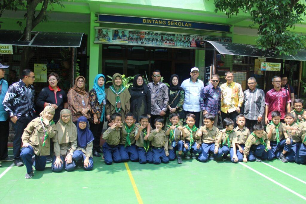 Susun Raperda Kabupaten Layak Anak, DPRD Kepulauan Anambas Kunjungi SD Muhammadiyah 1 Ketelan Solo