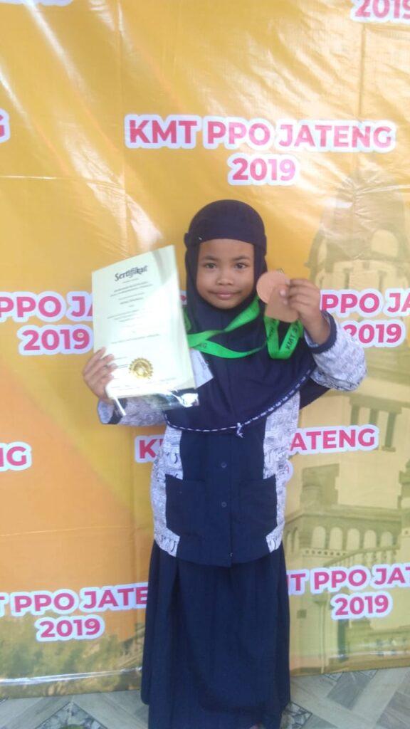 Nuara Maritza Persembahkan 13 Juara untuk SD Muhammadiyah 1 Ketelan