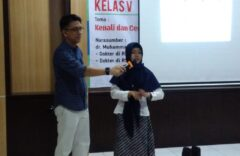 Parenting Program SD Muhammadiyah PK Kottabarat Kupas Tuntas Virus Corona