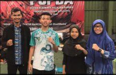 Pesilat SMP Muhammadiyah Program Khusus Kottabarat Solo Wakili Solo ke Jateng