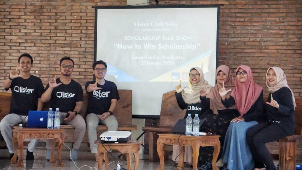 Jendela Komunitas, Learn and Practice with Experts (Lister) Club