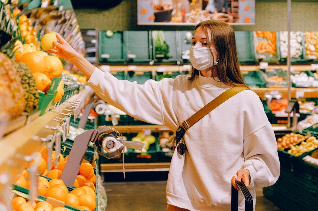 Habis Belanja ke Supermarket? Cegah Corona Menyebar