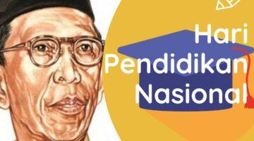 Selamat Hari Pendidikan Nasional 2020