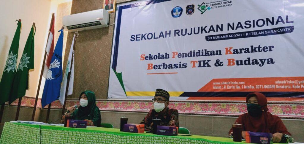Persiapan SD Muhammadiyah 1 Ketelan Solo Menuju Kenormalan Baru Pendidikan
