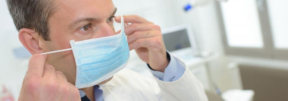 Imbauan Perhimpunan Dokter Paru Soal Penularan Corona Lewat Udara