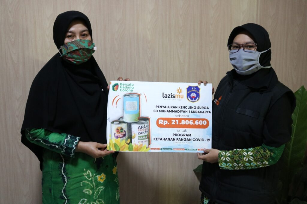 Upaya Pacu Kencleng Surga di Tengah Pandemi