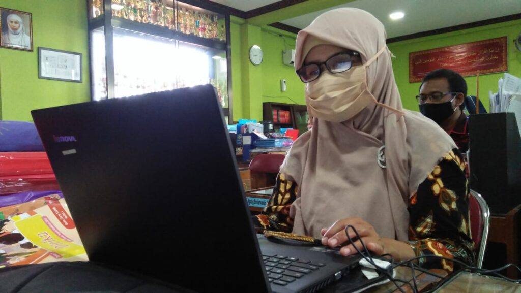 Sambut New Normal Pendidikan, SD Muhammadiyah 1 Ketelan Solo Mulai Susun Modul Pembelajaran