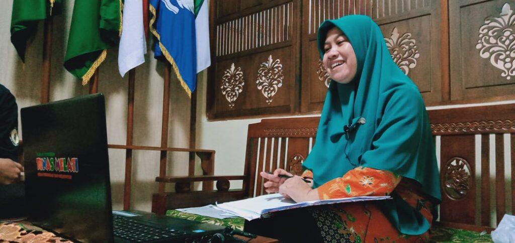 SD Muhammadiyah 1 Ketelan Solo Lepaskan 140 Lulusan Secara Daring