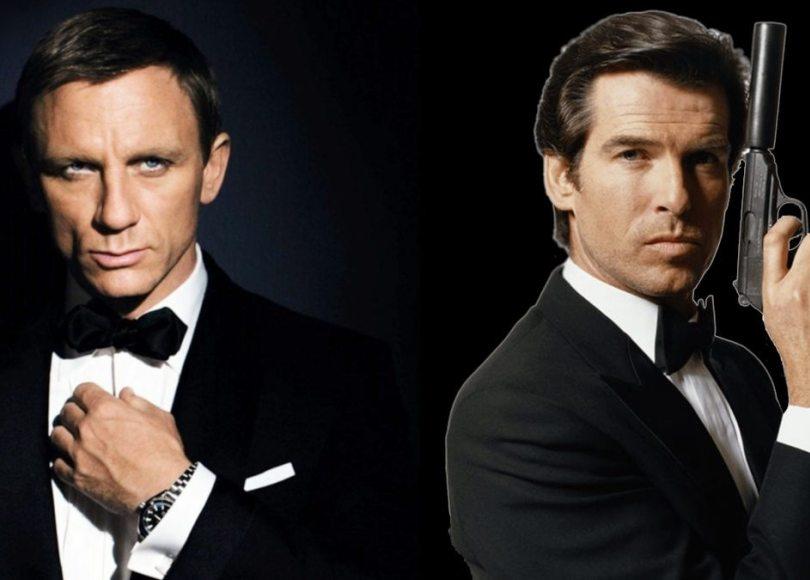 Pierce Brosnan Digantikan Daniel Craig Sebagai James Bond Hanya Lewat Telepon