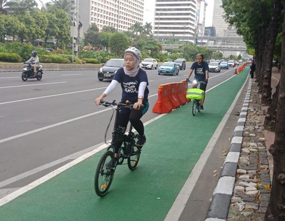 Sepeda Jadi Alternatif Alat Transportasi Jarak Dekat