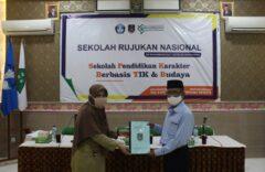 Serah Terima pemanfaatan pembangunan pengembangan SD Muhammadiyah 1 Ketelan Solo