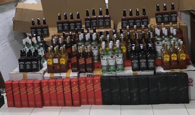 Bea Cukai Surakarta Rindak Produksi dan Peredaran Minuman Keras Ilegal