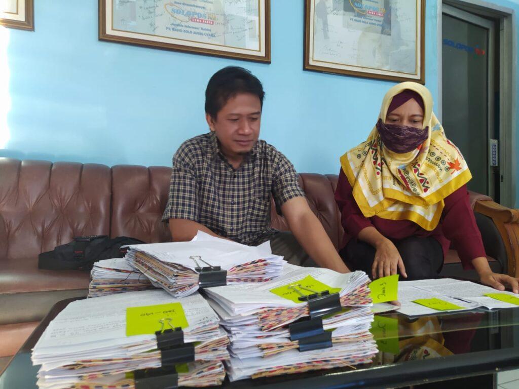 Pelajar Asal Pekalongan menangi Lomba Menulis Surat untuk Pak Ganjar Solo