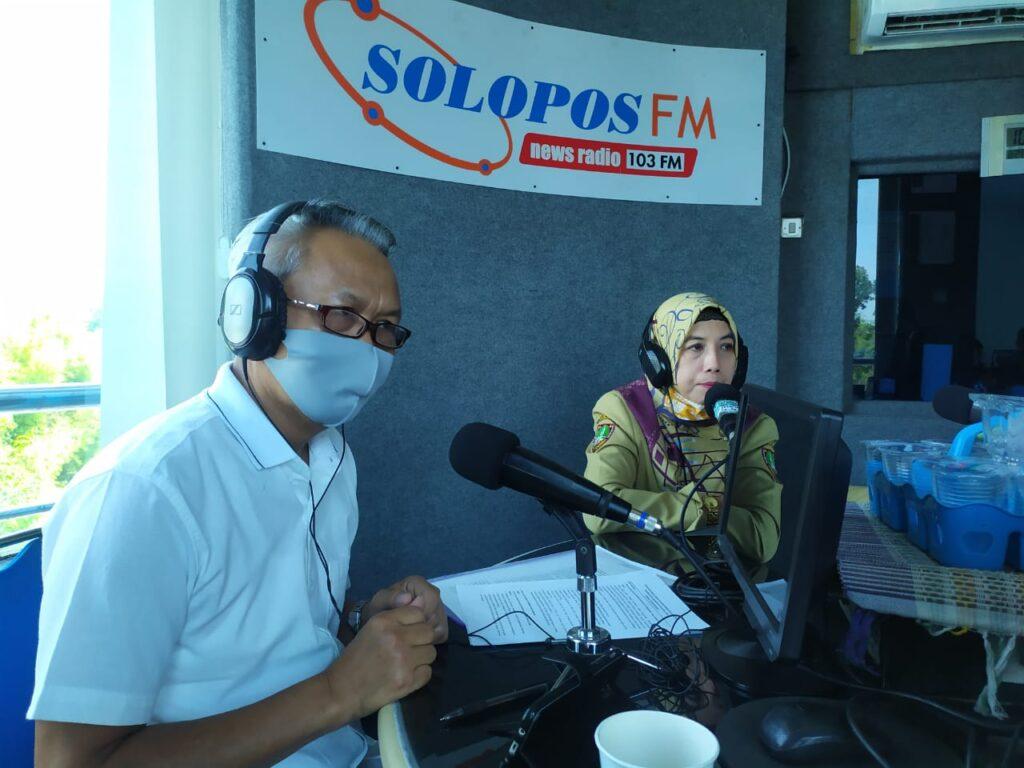 "Sosialisasi Lembaga Konsultasi Kesejahteraan Keluarga ""Merdeka"" Kota Solo"
