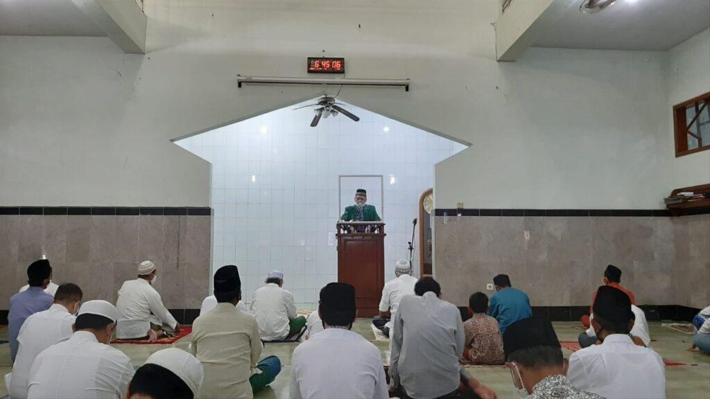 Marpuji Ali Ajak Jamaah Jaga Diri dari Covid-19