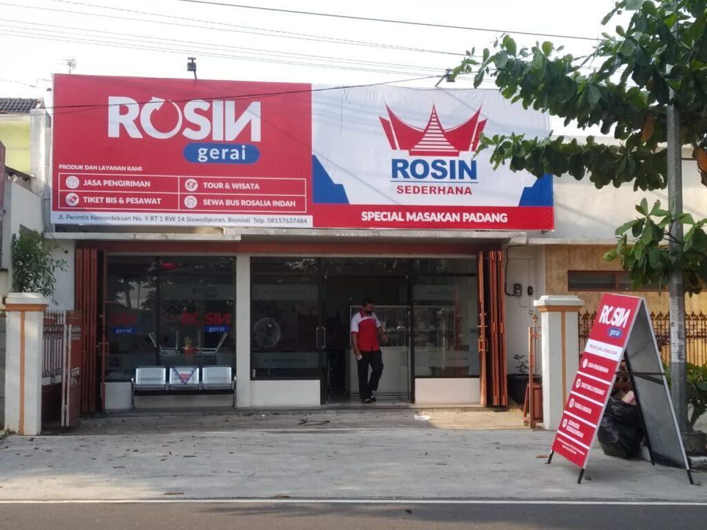 Rosin Group Lakukan Ekspansi di Wilayah Boyolali