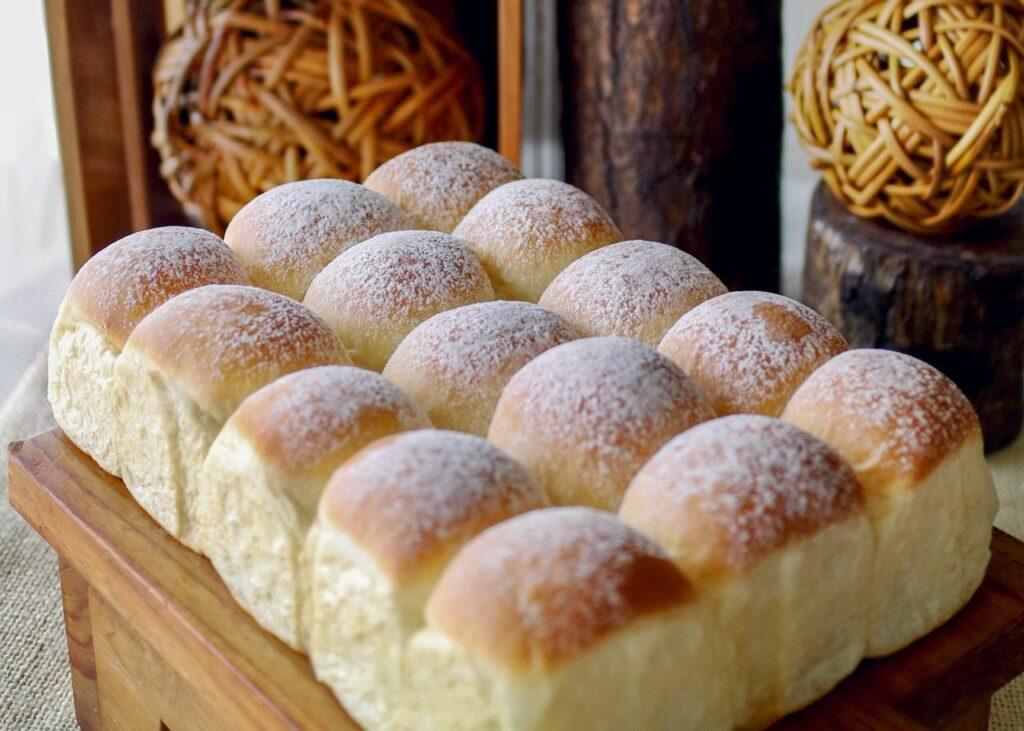 Kreasi Japanese Milk Bread Ala Best Western Premier Solo Baru