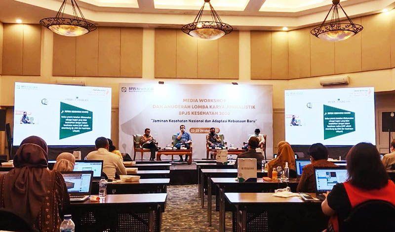 BPJS Kesehatan Gelar Media Workshop Berbasis Virtual dan Anugerah Lomba Jurnalistik 2020