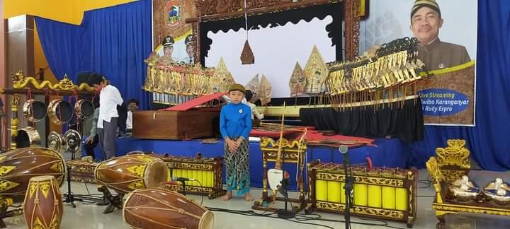Gibran Maheswara Juarai Festival Dalang Cilik