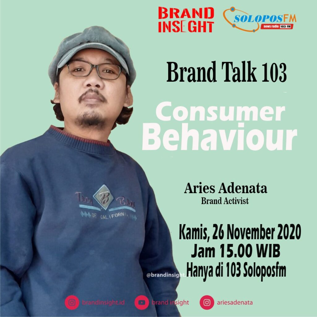 Bincang Sore IBAN : Consumer Behaviour