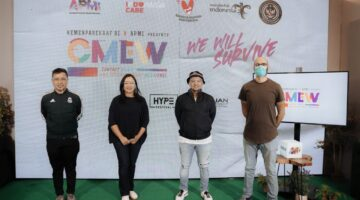 Contact Music and Entertainment Week(end) : Berbagi Ilmu dan Semangat Kreatif di Tengah Pandemi