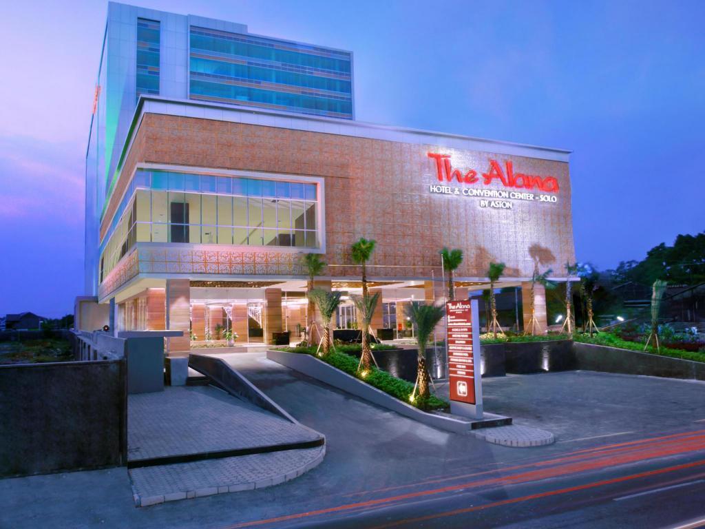 Combo Deals The Alana Hotel & Convention Center Solo, Jawaban Tepat di Saat Waktu yang Padat