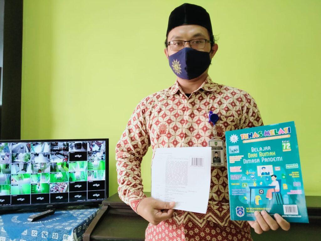 Keren! Mengabadikan Momen BDR Di Masa Pandemi Melalui Majalah Sekolah