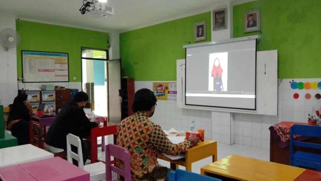 SD Muhammadiyah Palur Sukses Gelar Lomba Smart Tahfidz 2021 Online