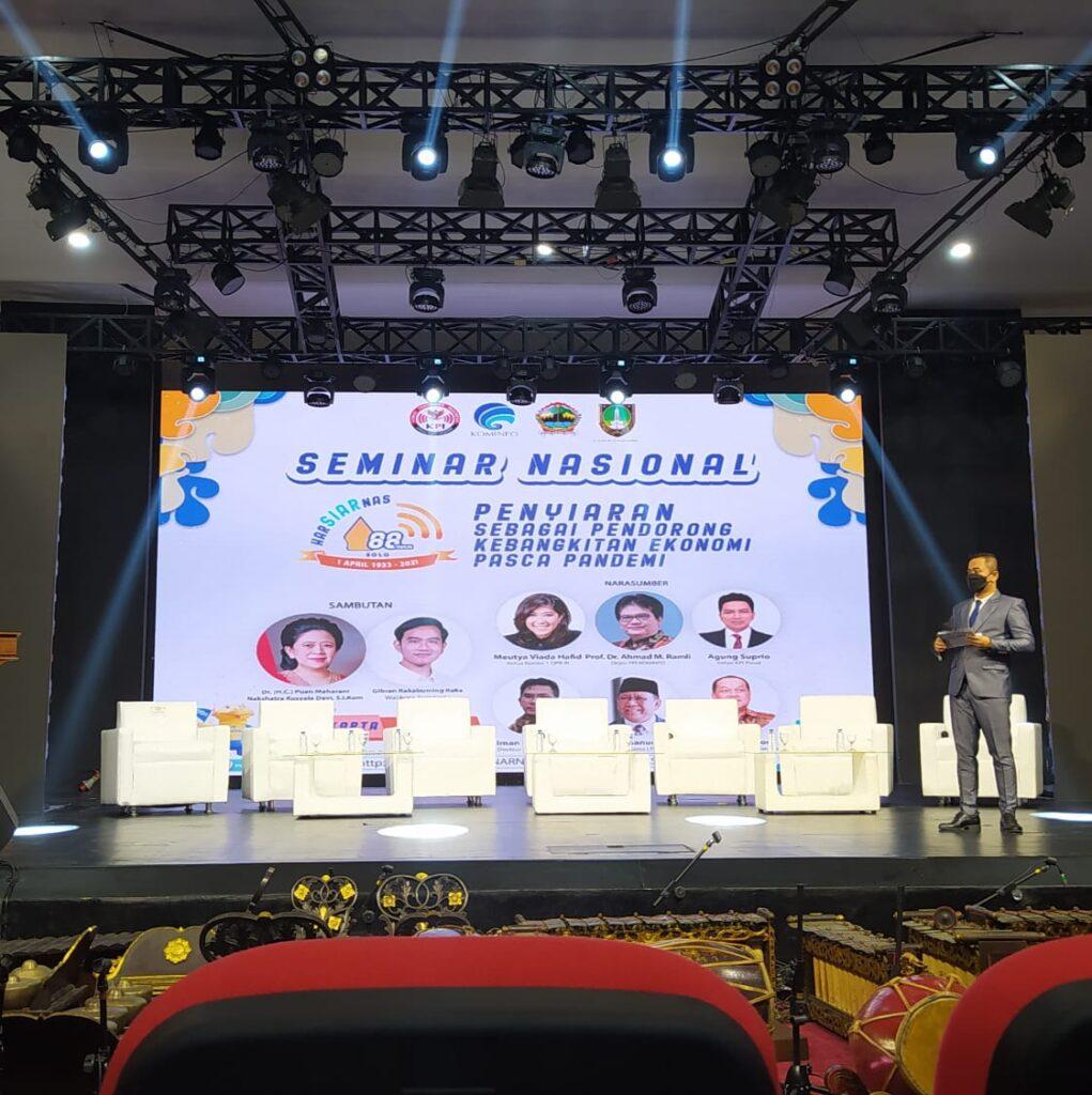 Harsiarnas 2021, Penyiaran Sebagai Pendorong Kebangkitan Ekonomi
