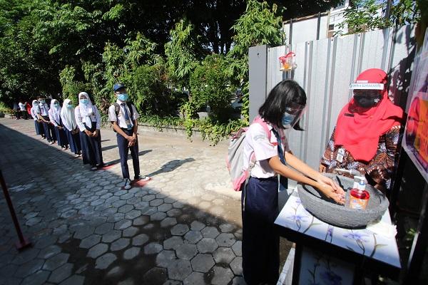 Setuju! Mayoritas Pendengar Solopos FM Dukung Uji Coba PTM Pasca Keberhasilan PPKM
