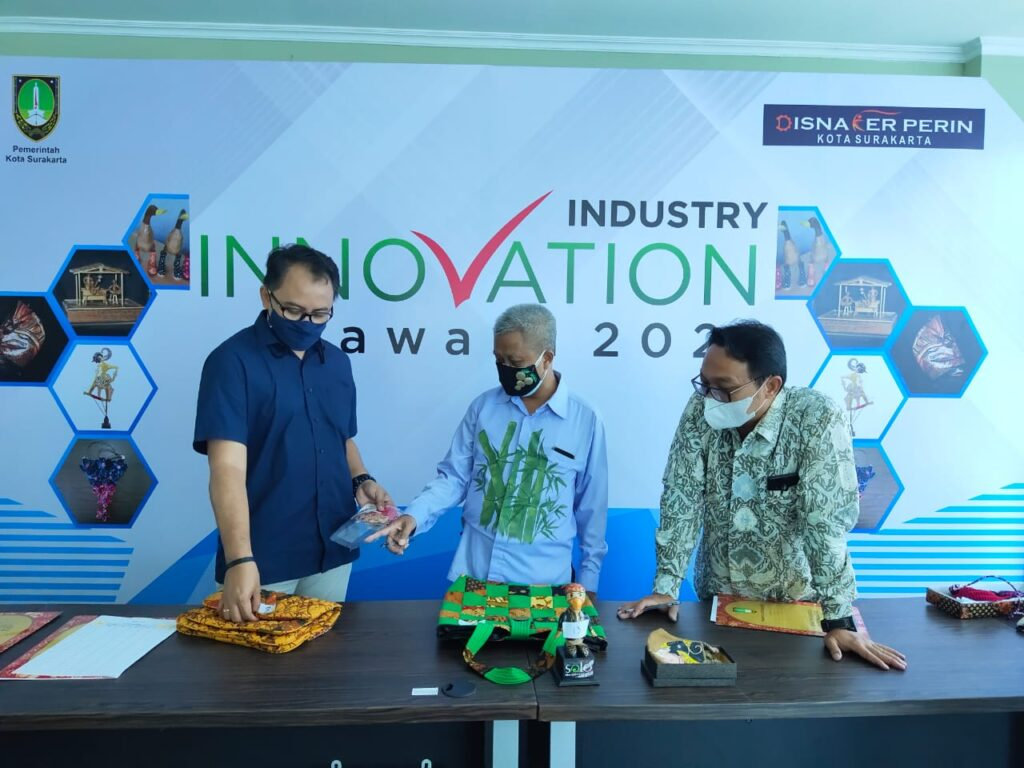 Industry Innovation Award 2021