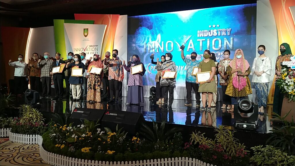 Pemenang Pejuang Pesona Kriya Surakarta Award 2021
