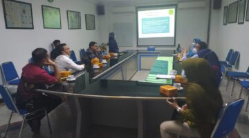 Visitasi atau verifikasi KPID Jateng ke Solopos FM Dalam Rangka Anugerah Penyiaran Jawa Tengah Tahun 2021