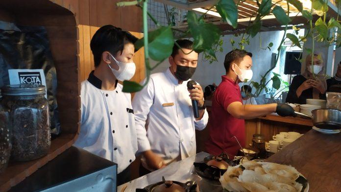 Jhagongan Lounge and Resto, Sensasi Bersantap di Desa Karawitan Jawa