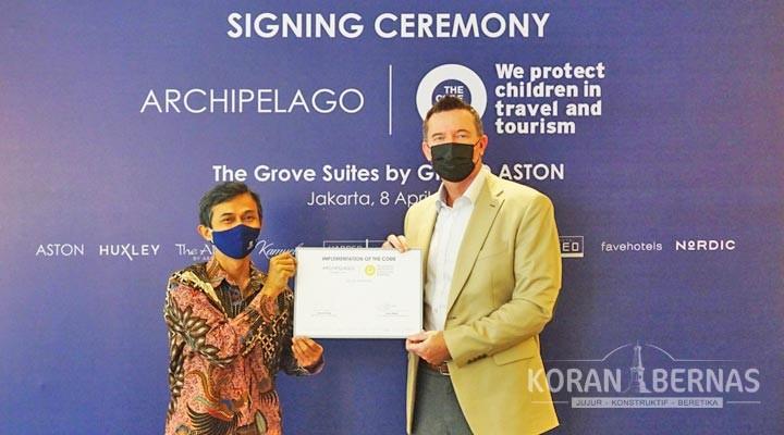 Archipelago Bergabung dengan The Code Untuk Lindungi Anak-Anak