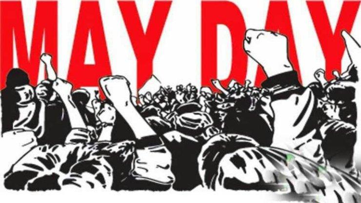 Jelang May Day, Buruh Tuntut THR Tak Dicicil Dan Tanpa Potongan