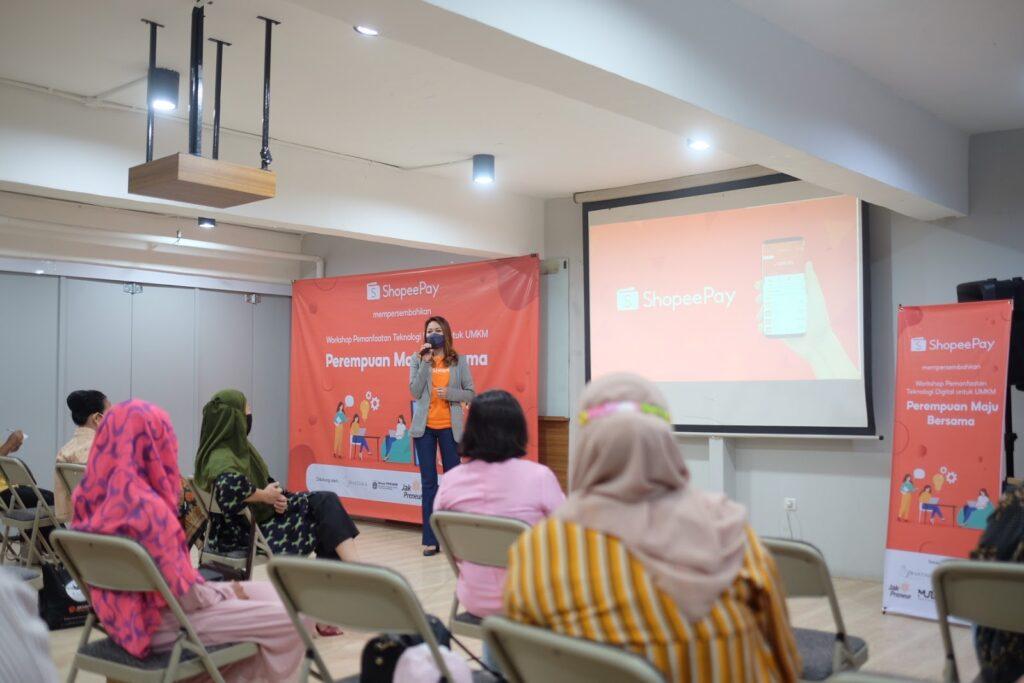 Kobarkan Semangat Kartini, ShopeePay Ajak Perempuan Maju Bersama Raih Kesuksesan Bisnis dengan Melek Digital